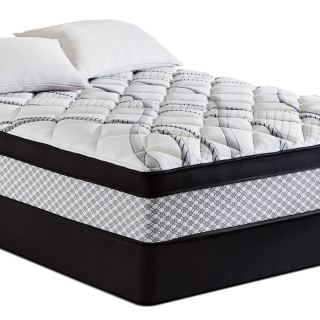 Serta Icollection Isabel Euro Top Firm Full Mattress Set