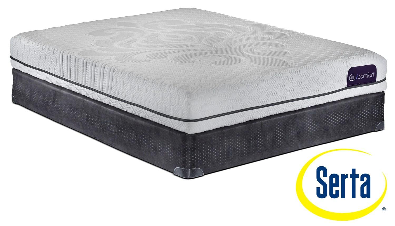 Serta iComfort Eco Levity Firm Queen Mattress and