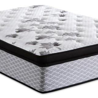 Serta Canada 150 Super Pillow Top Luxury Firm Twin Mattress