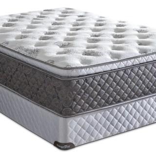 Springwall Chiropractic Twilight Pillow Top Luxury Firm Full Mattress Set