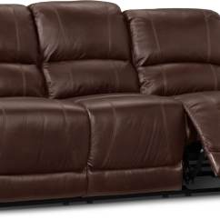The Brick Cindy Crawford Reclining Sofa Cleaning Spray Marco Genuine Leather - Chocolate |