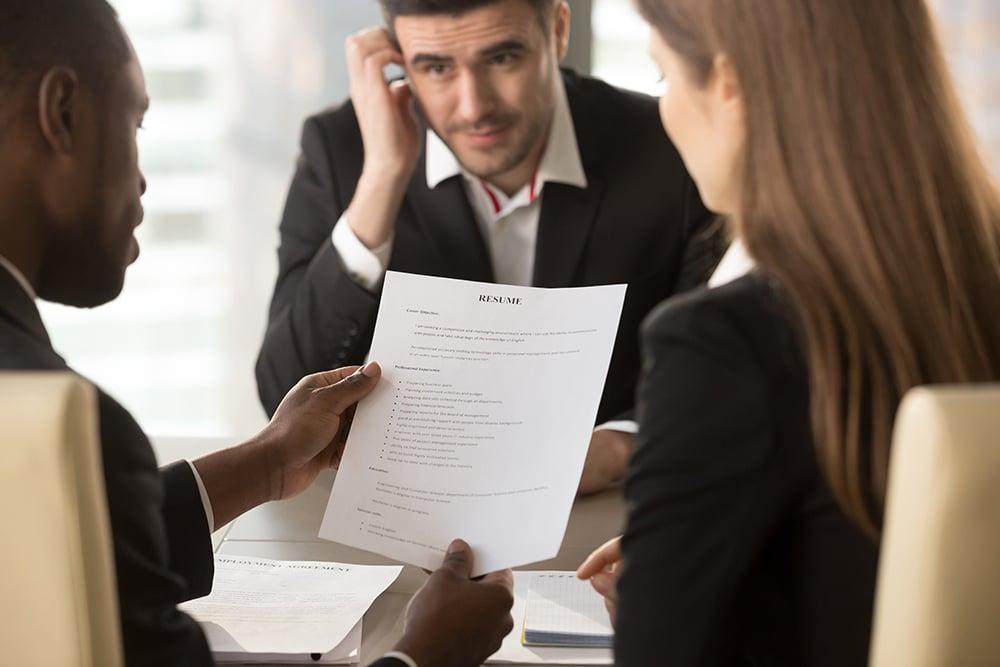 Resume Mistakes that Make Recruiters Cringe | CareerOne.com.au