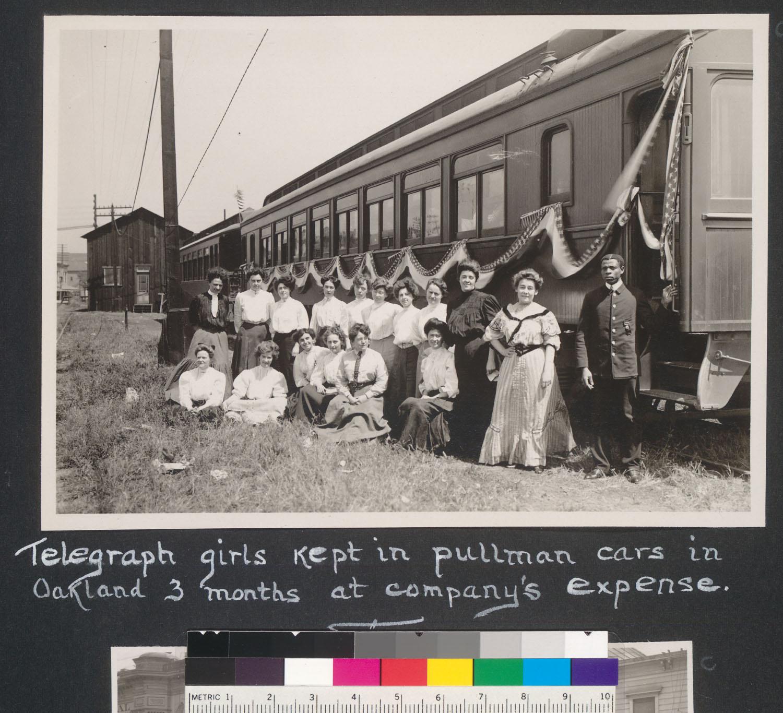 Pullman cars (1906)