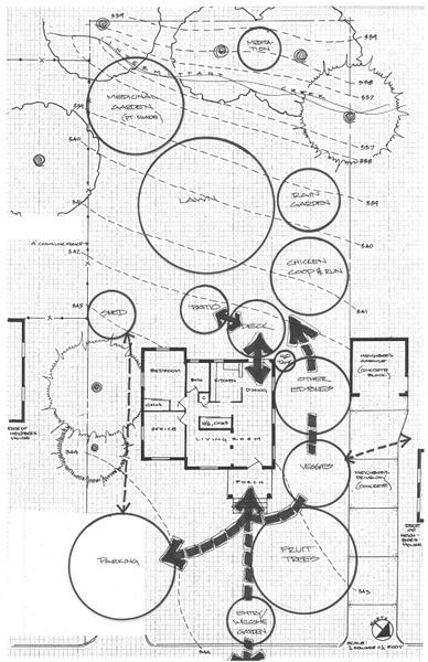 master plan architecture bubble diagram att uverse login 19 landscape design nc state extension publications
