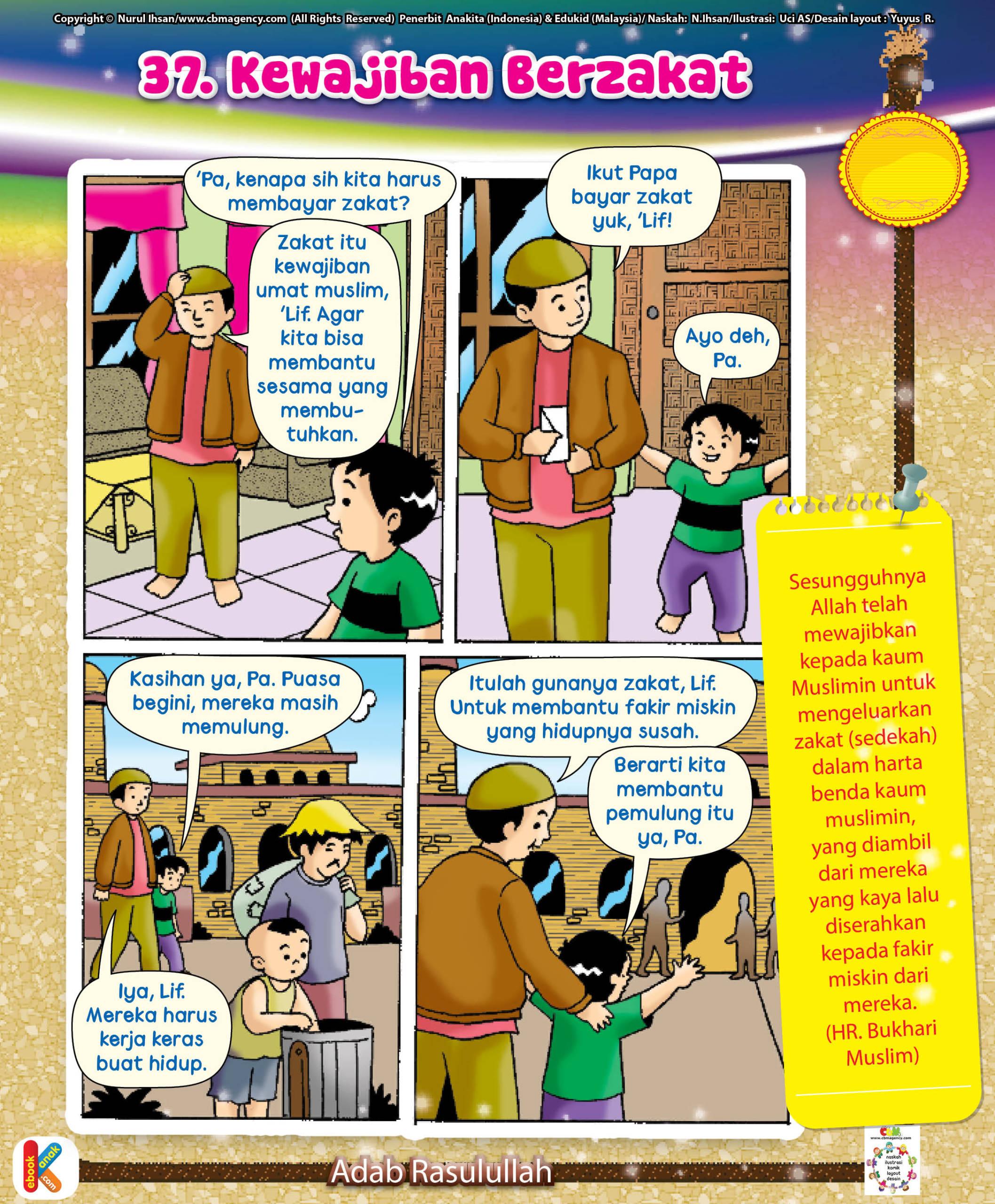 Contoh Kewajiban Anak Di Sekolah : contoh, kewajiban, sekolah, Komik, Kewajiban, Rumah, Content