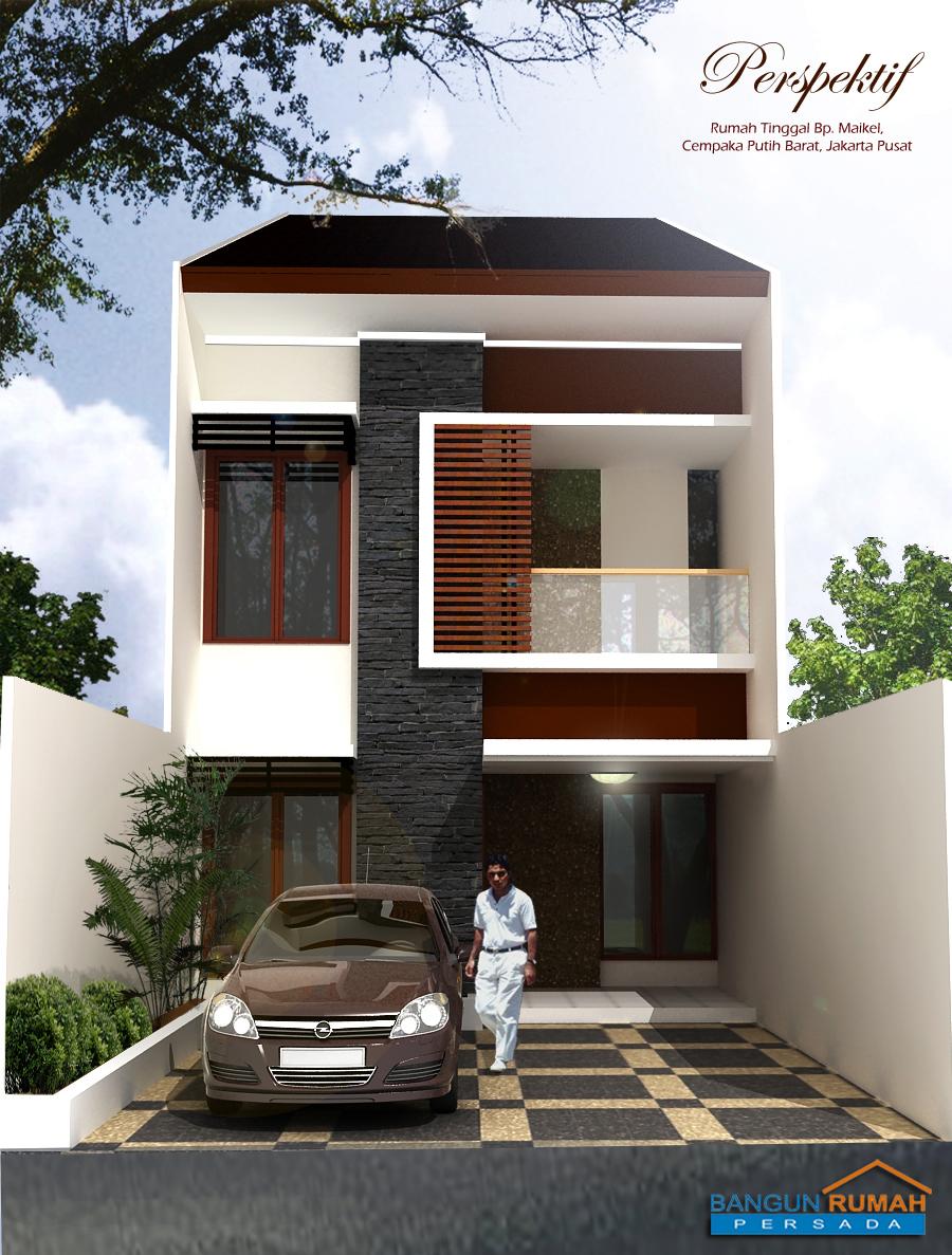 Rumah Minimalis 6x12 Tampak Depan : rumah, minimalis, tampak, depan, Tampak, Depan, Rumah, Minimalis, Lantai, Lebar, Content