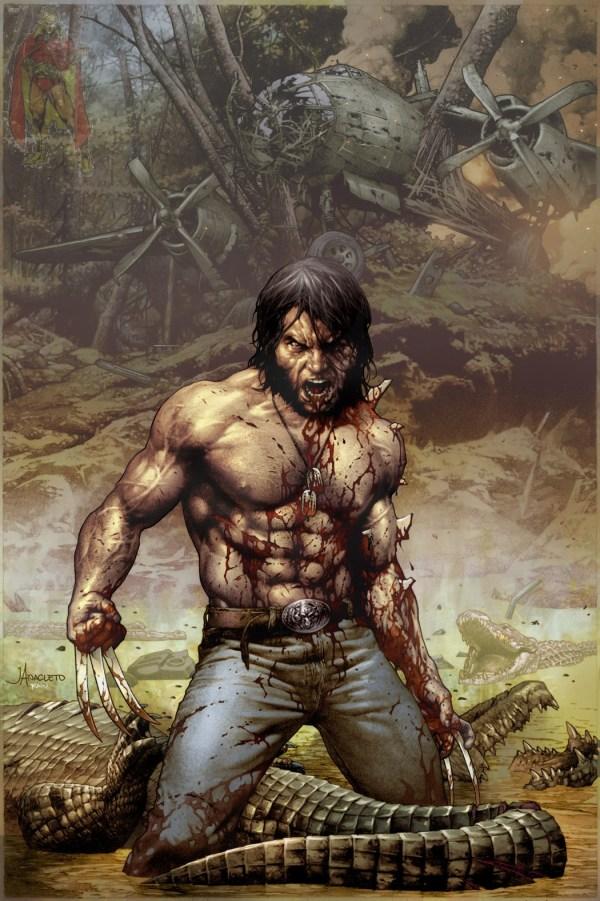 Wolverine Jay Anacleto And Rain Beredo In Kirk