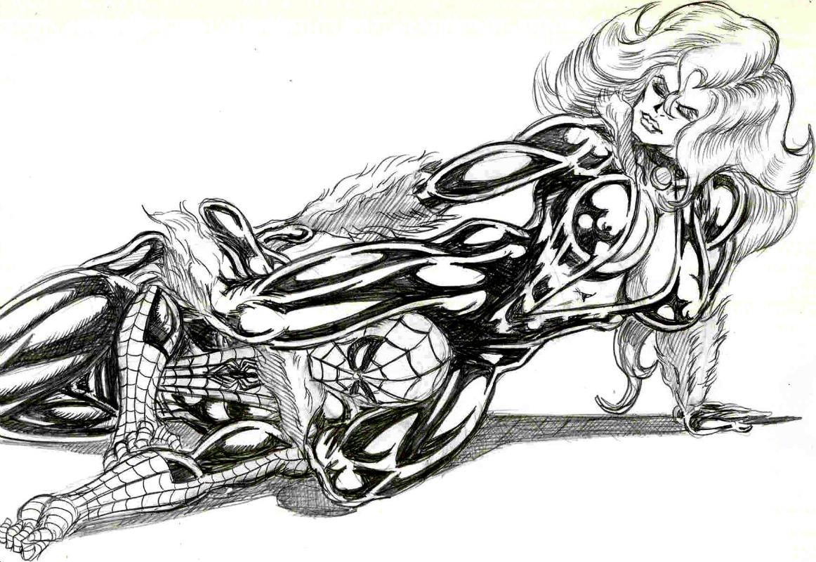 Blackcat Vs Spidey 19 In Peter Temple S Marvel Comic