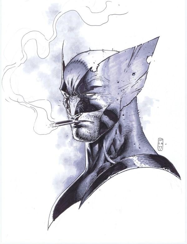 Wolverine Stephen Platt In Malvin '