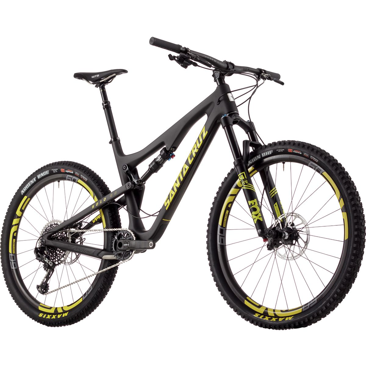 Santa Cruz Bicycles 5010 2.0 Carbon CC X01 Eagle ENVE