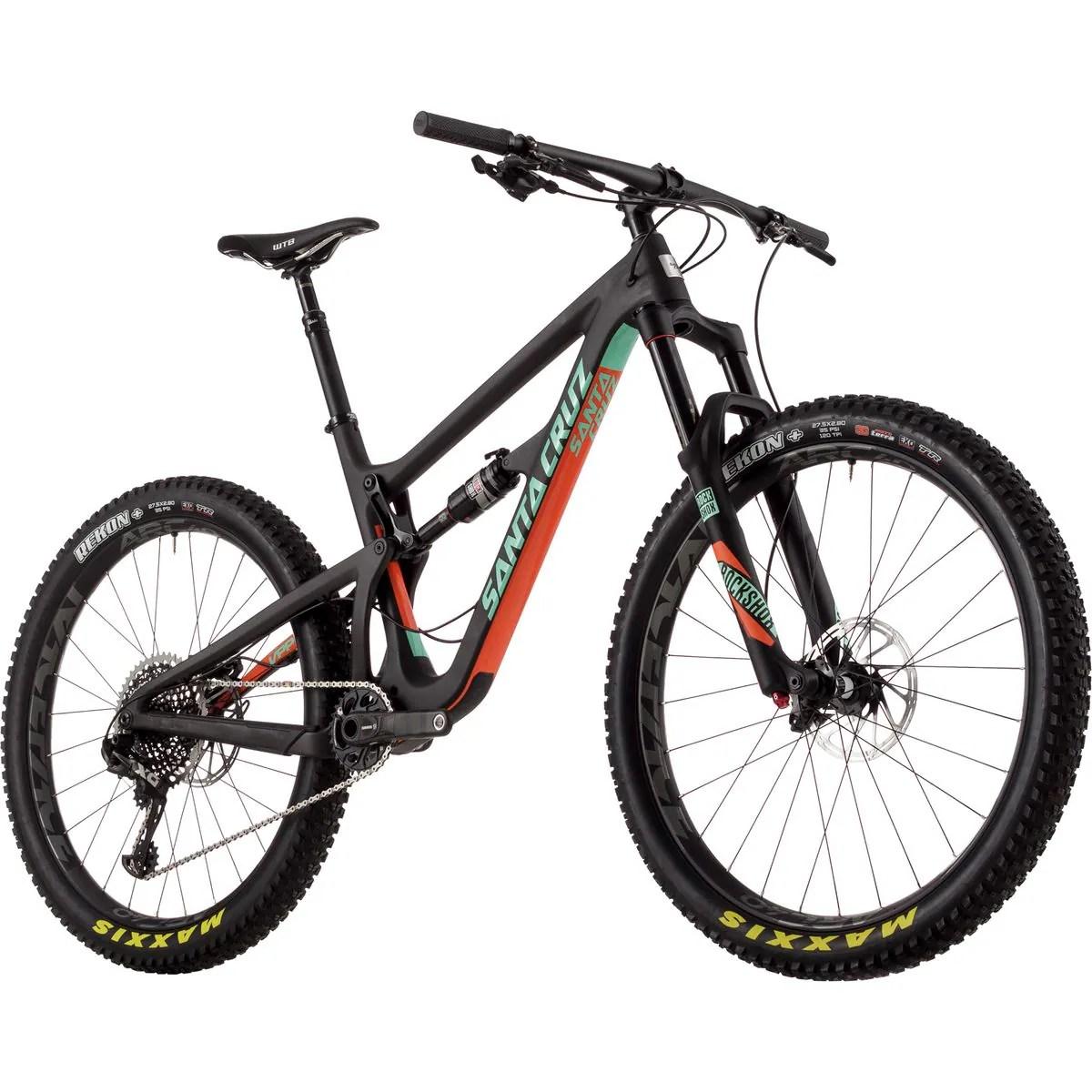 Santa Cruz Bicycles Hightower Carbon Cc 27 5 X01 Eagle