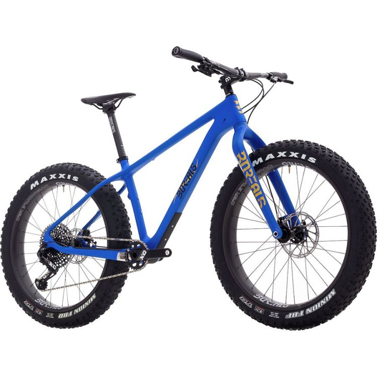 A Bike for All Seasons - the Borealis Crestone 1