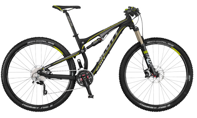Scott Genius 940 29er Full Suspension user reviews : 5 out