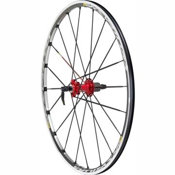 Mavic Ksyrium SL wheelsets clincher user reviews : 3.8 out