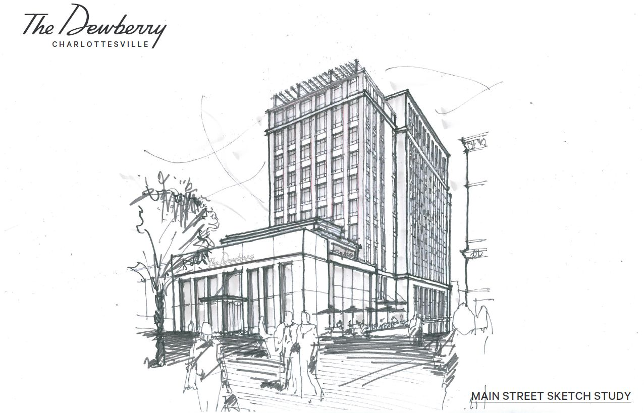 BAR gets first look at plans for expanded Landmark Hotel