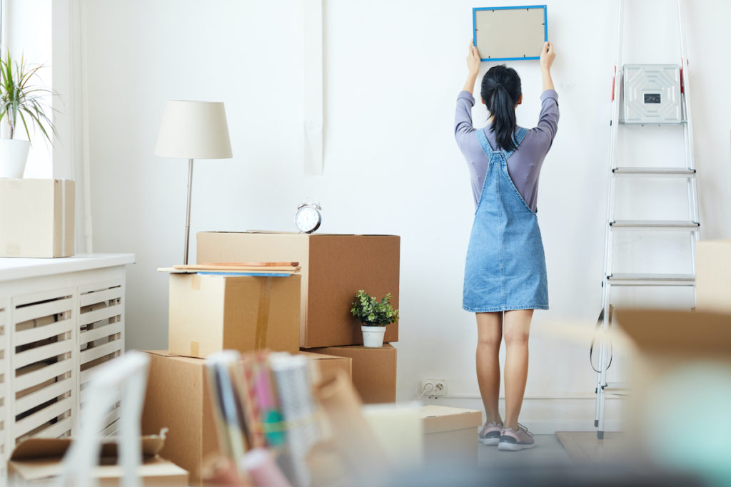Home Staging The Living Room