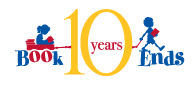 BookEnds 10th Anniversary logo