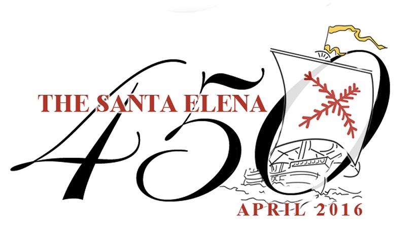 Santa Elena 450th logo