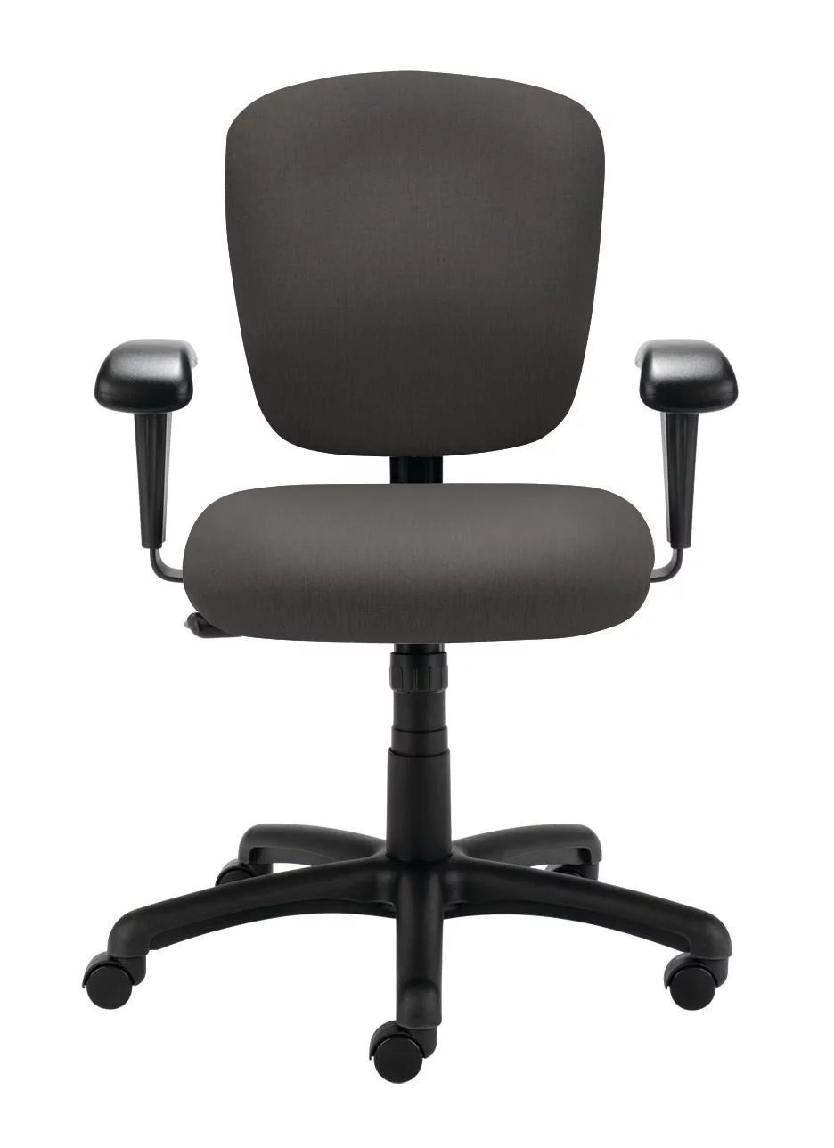 task chair without arms exercises for obese groupe lacasse radar with grade 1 fabric a3335