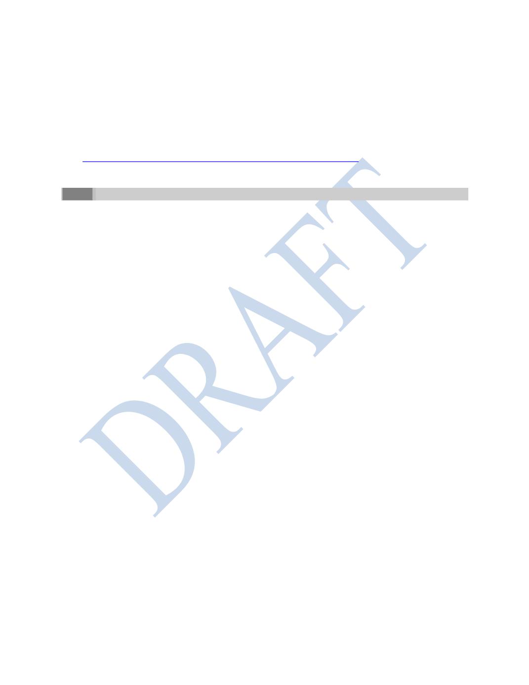 UPR003526-15 Manual 2942.0 SHSM Vol I DRAFT master