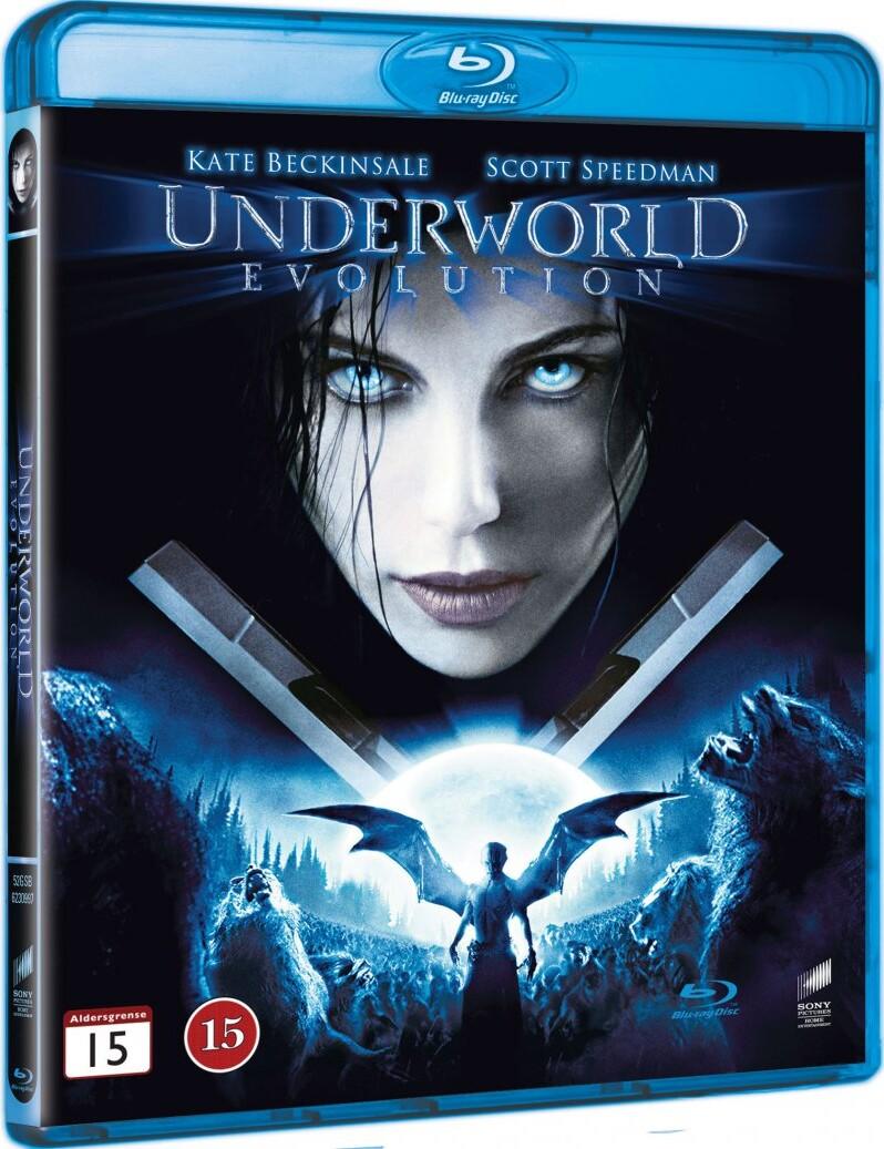 Underworld 2 - Evolution | Blu-Ray Film | Dvdoo.dk