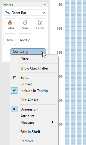steps for creating dashboard in tableau