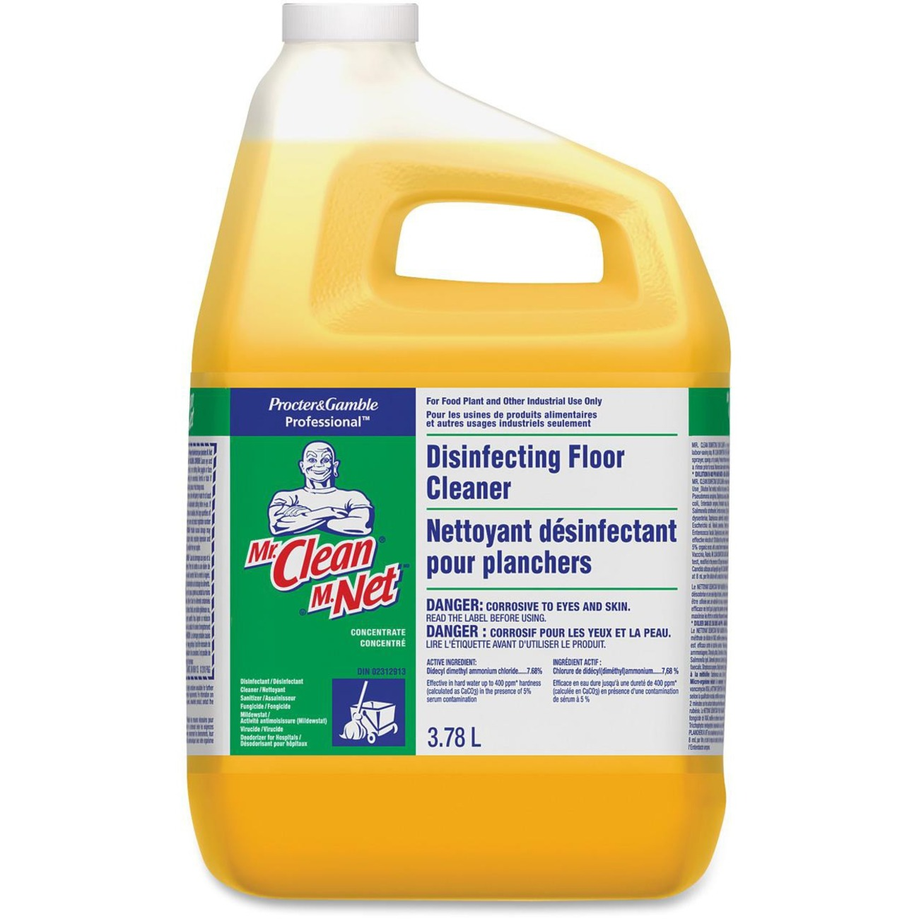 Mr Clean Floor Cleaner  Madill  The Office Company