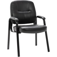 Lorell Chadwick Executive Leather Guest Chair - Madill ...