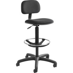 Drafting Chairs Staples Desk Chair Posture Best Safco Extended Height Stool Madill The Office