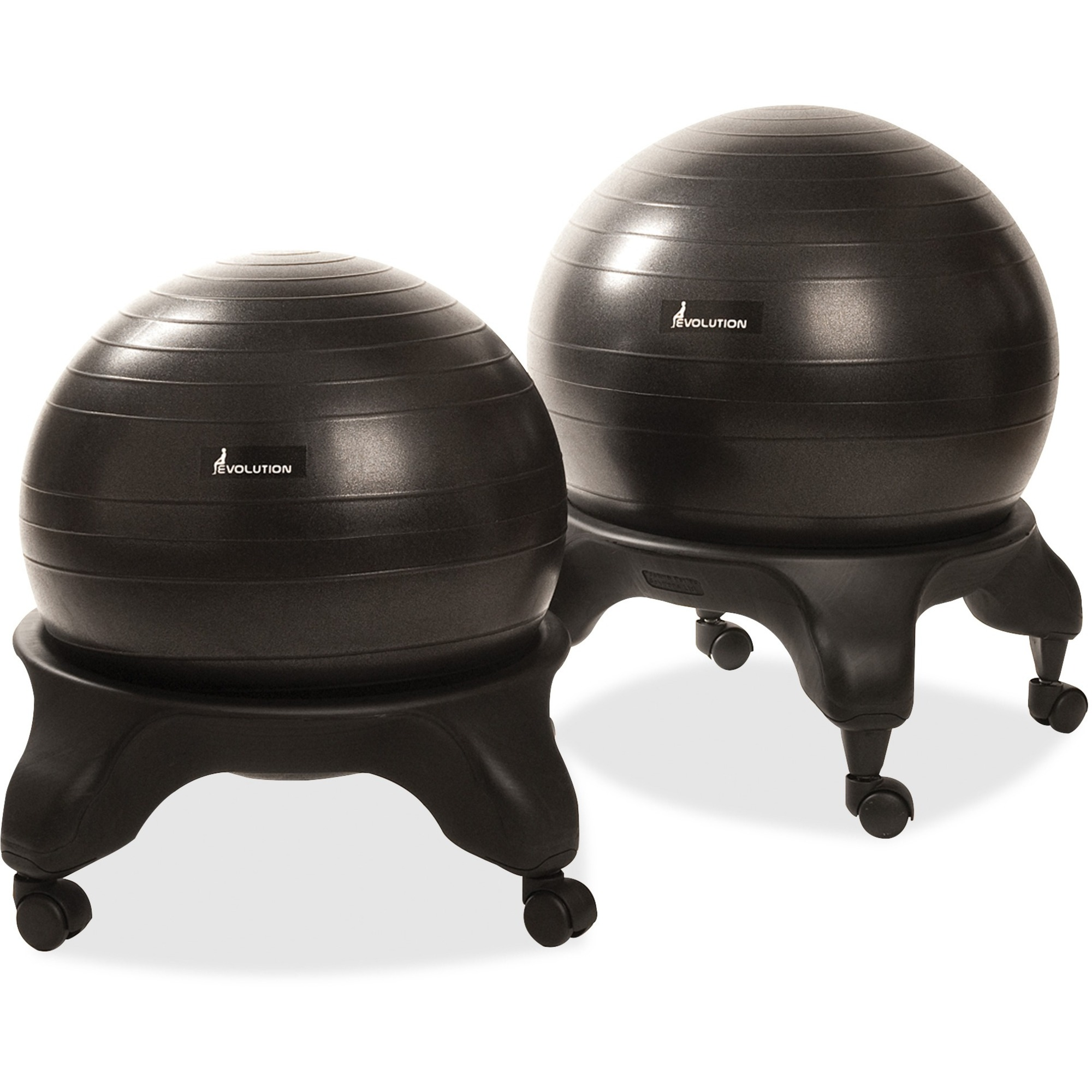 perfect posture in chair captain chairs for boats solutions evolution ball black