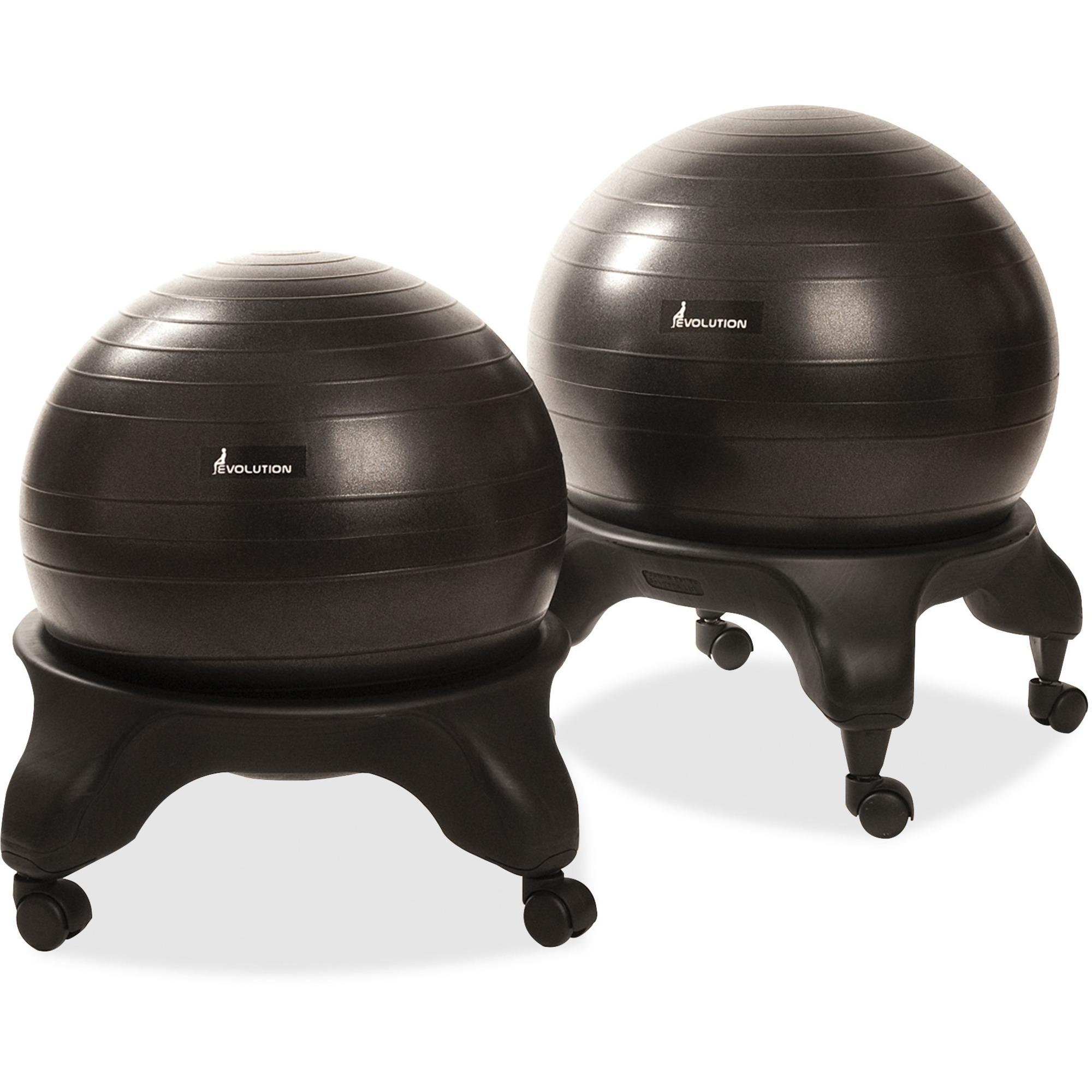 perfect posture chair wheelchair hot wheels solutions evolution ball black