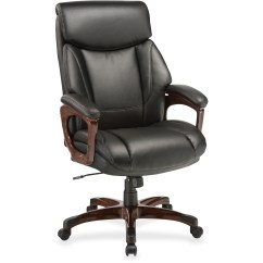 Executive Chair Accessories Black Glider With Ottoman West Coast Office Supplies Furniture Chairs