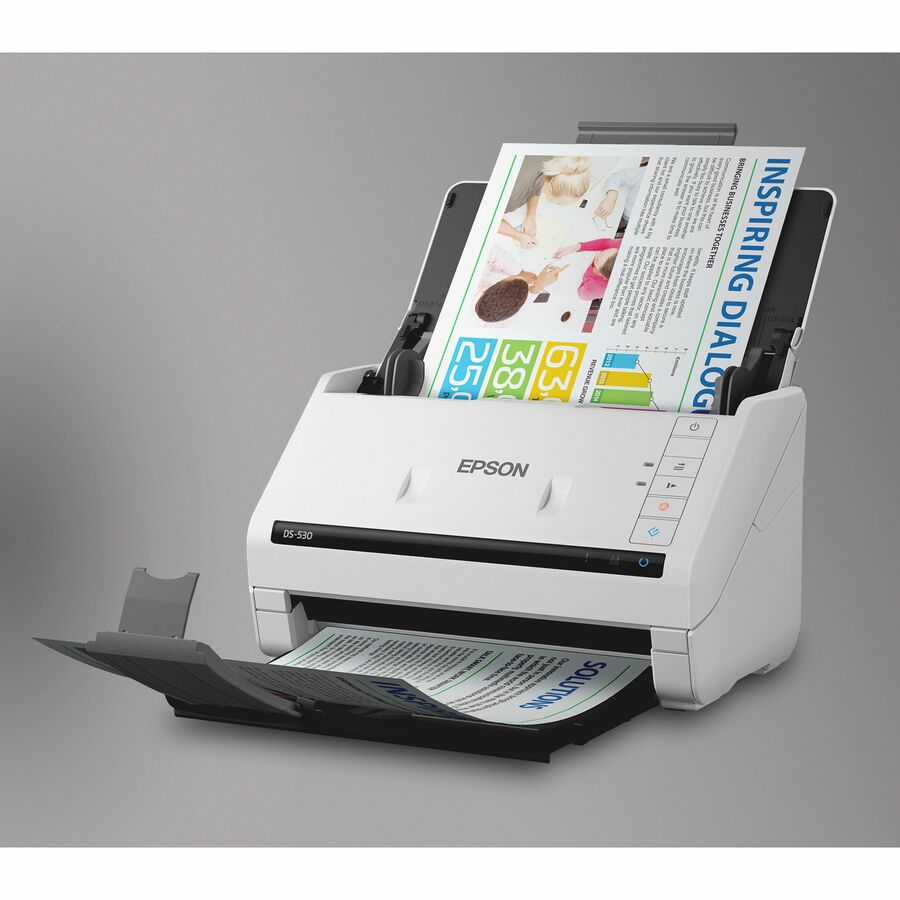 Epson Workforce Ds 530 Sheetfed Scanner