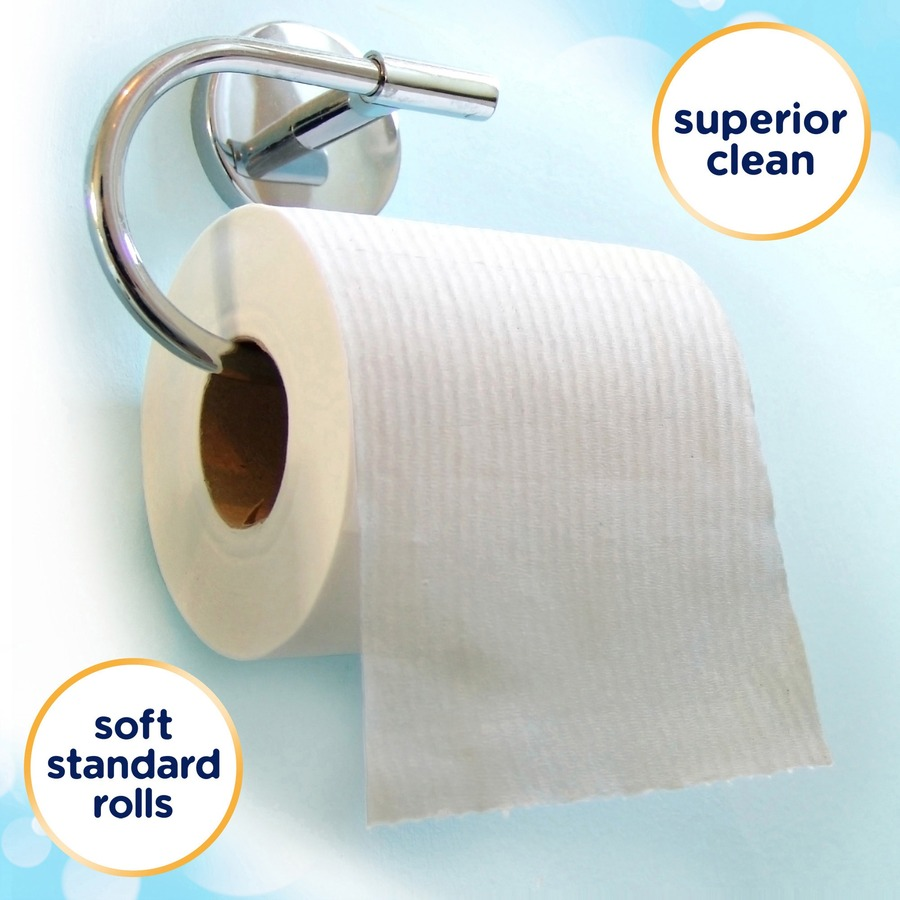 Kleenex Cottonelle Premium Bath Tissue Rolls