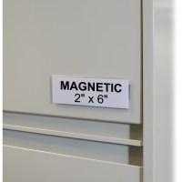 C-Line Hol-Dex Magnetic Shelf/Bin Label Holders - CLI87247