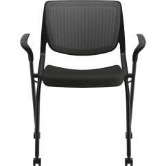 Lifetime Stacking Chairs 2830 Black Molded Seat Hanging Chair Kit Hon Motivate Nesting Honmn202oncu10