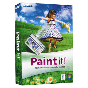 PAINT IT. PHOTO EN MINI-BOX. WINDOWS/MAC