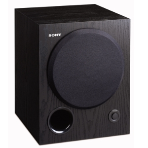 Sony SAWM250 Active Subwoofer  Product overview  What