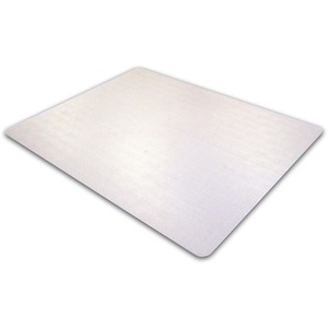 office chair mat 45 x 60 silver covers wedding cleartex pf1115225ev advantagemat low pile pvc product review