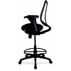 Posture Chair Demo Unusual Swing Lorell Lock Mesh Back Stool Llr20991
