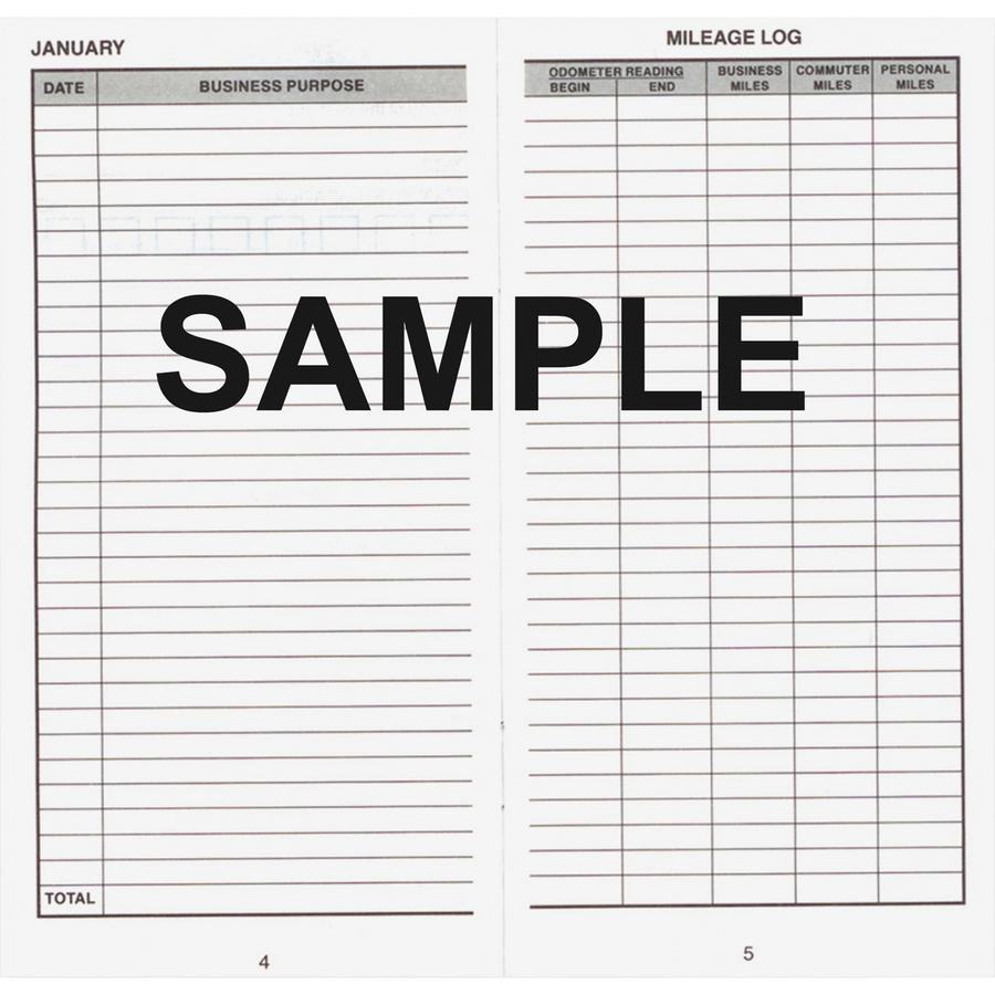 Libro de registro para automviles Dome  Reparto