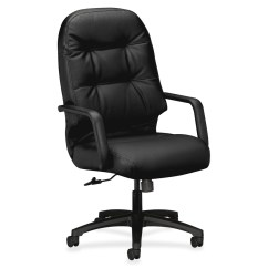 Hon Desk Chairs High Chair 2091sr11t Pillow Soft 2091 Executive Back