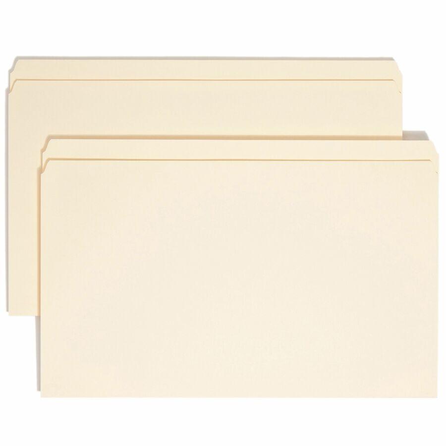 smead manila folders legal