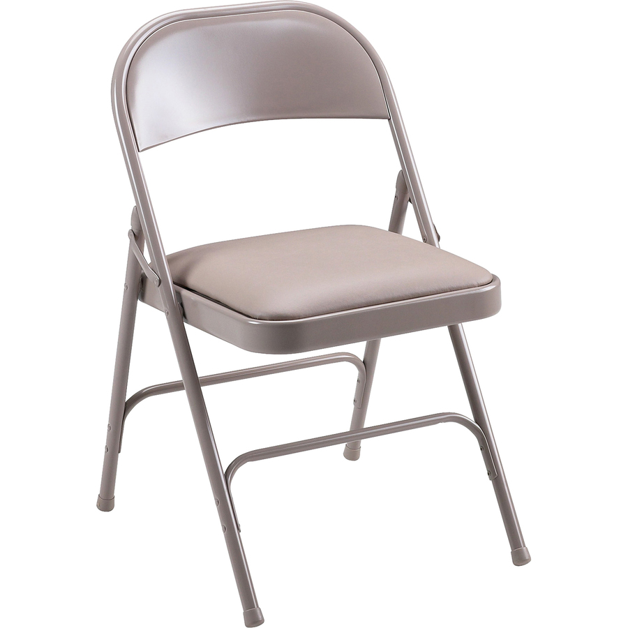 Steel Folding Chair Lorell Steel Folding Chair Llr62501 Supplygeeks