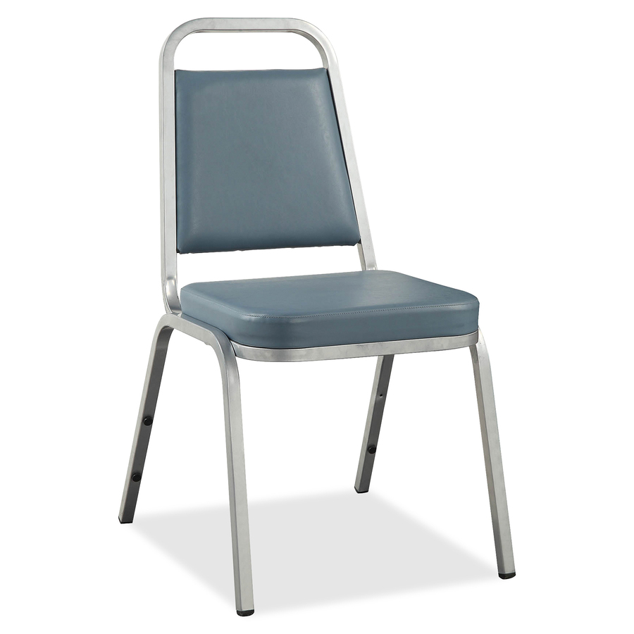 upholstered stacking chairs revolving chair bar stool lorell 8925 vinyl