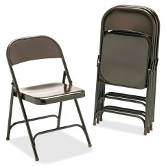 Staples Stacking Chairs Double Wide Recliner Chair Wholesale Virco Metal Folding Vir16213m In Bulk