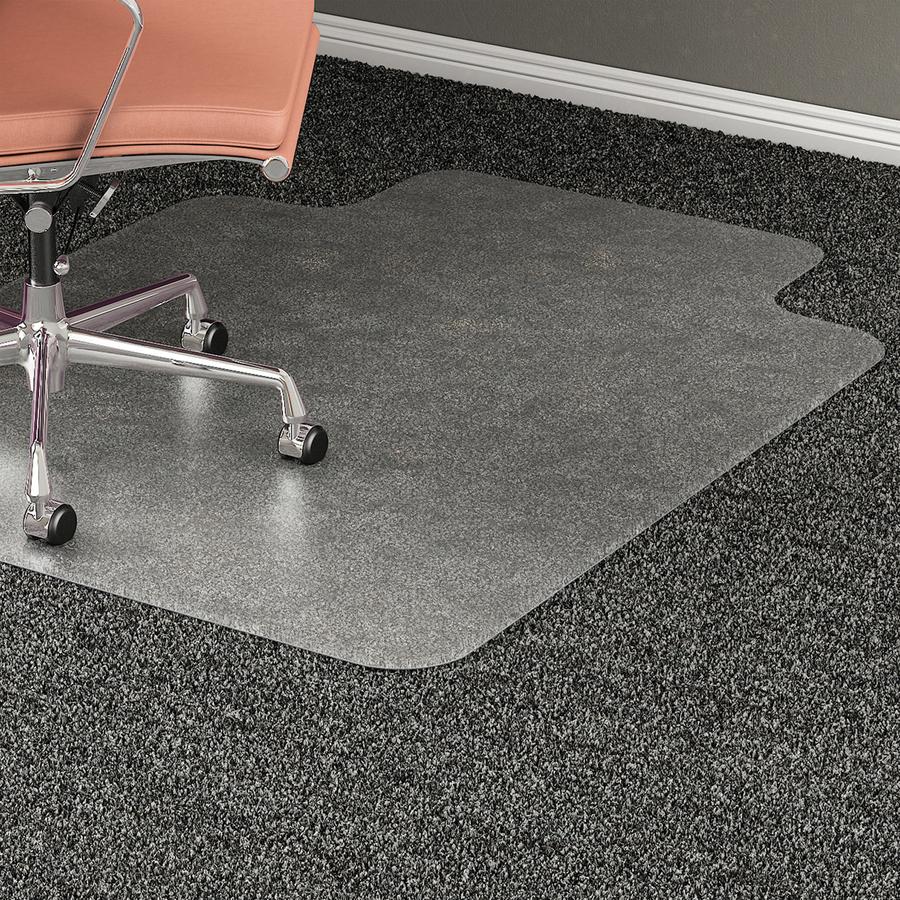 office chair mat 45 x 53 from car seat llr69166 lorell carpet quot length