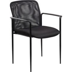 Office Depot Mesh Chair Facial Chairs Equipment Lorell Reception Side Guest