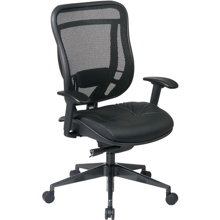 executive mesh office chair wedding covers grey star back osp81841g9c18p