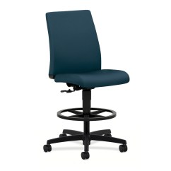 Hon Ignition Fabric Chair Marble Dining Table And Chairs Hits5 Armless Task Direct Office Buys Cerulean Seat Black Frame 5 Star Base 19 Width X 17 Depth 27 53